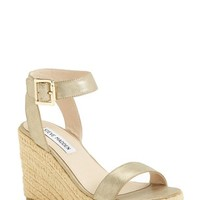 Women's Steve Madden 'Seaside' Wedge Sandal,