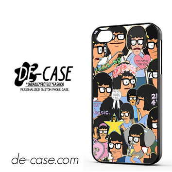 Bobs Burgers Tina For Iphone 4 Iphone 4S Case Phone Case Gift Present YO