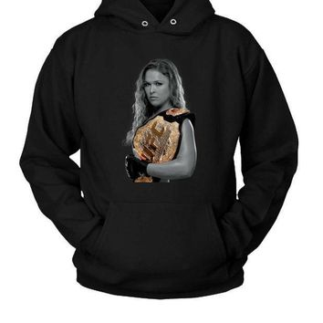 Ronda Rousey Ufc Hoodie Two Sided