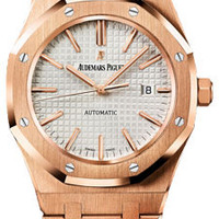 Audemars Piguet Royal Oak Mens Automatic Watch 15400OR.OO.1220OR.02