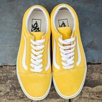 Vans Canvas Old Skool Flats Sneakers Sport Shoes