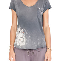 NSF Sura Tee in Sulfur Bleach in Sulpher Bleach | REVOLVE