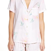 Plum Pretty Sugar Oracle Short Pajamas | Nordstrom