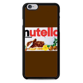 Nutella Bottle iPhone 6/6S Case