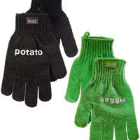 Skrub'a Vegetable and Potato Cleaning Gloves