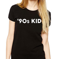 90s Kid - 1990s - 90s Kids - 1990 - 90's Kid - As If - Clueless - Nostalgia - Made in 1990 - Birthday Gift - Birthday Present - Birthday Tee