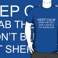 Keep Calm -- Superwholock