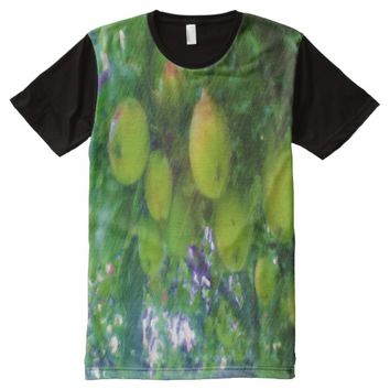 Apples on a tree All-Over-Print T-Shirt