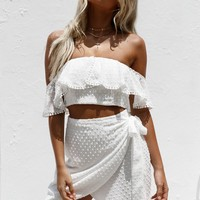 Strapless Kyra Top - Tops by Sabo Skirt