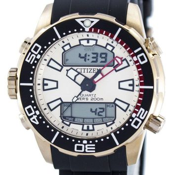 Citizen Aqualand Promaster Diver's 200M Analog Digital JP1093-11P Men's Watch