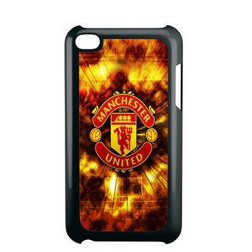 Manchester United FC Logo iPod Touch 4 iPod Touch 5 iPod Touch 6 Case