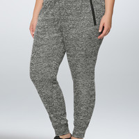 Skinny French Terry Jogger Pants