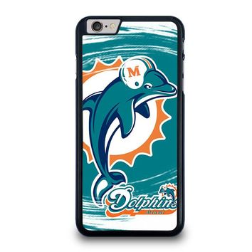 MIAMI DOLPHINS iPhone 6 / 6S Plus Case Cover