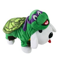 Turtle Style Dog Clothes Cat Costumes Puppy Sweater Dress