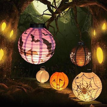 LED Pumpkin Lanterns For Halloween