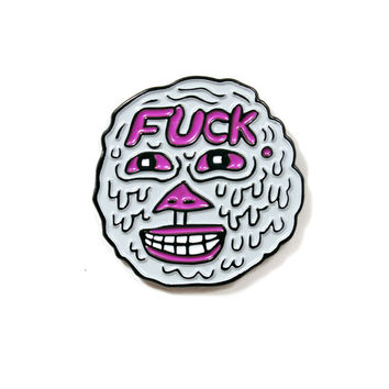 Fuck Head Pin (Limited Edition)