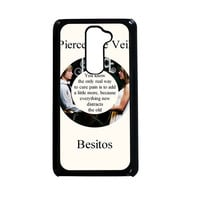 Pierce The Veil Song Lyrics Band LG G2 Case