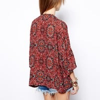 New Look Magic Carpet Bed Jacket