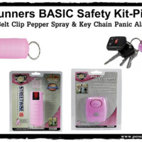 Runners BASIC Safety Kit-Pink