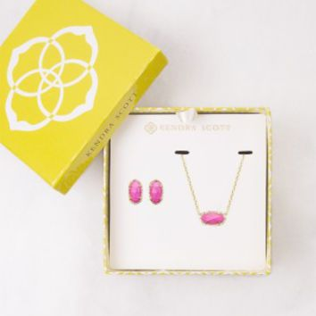 Magenta Gift Set - Kendra Scott Jewelry