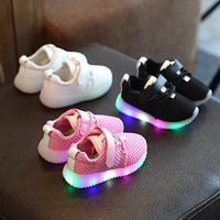 LED light up Childrens shoes
