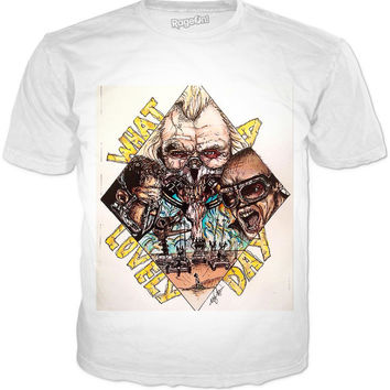Mad Max Fury Road What A Lovely Day T Shirt