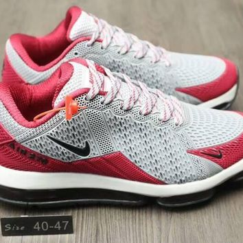 Nike Air Max 270 Men Sport Fashion Damping Comfortable Air Cushion Running Shoes Jogging Sneakers