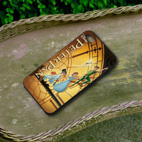 Disney Peterpan For - Iphone 4/4s Iphone 5 and Samsung Galaxy S3/S4