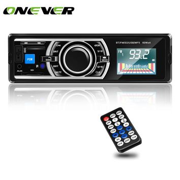 12V Bluetooth Car Audio MP3 Player Stereo FM Radio USB Player Charger HandsFree With Remote