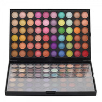 120 Natural Colors Fine Texture Portable Cosmetic Eyeshadow Eye Shadow Palette