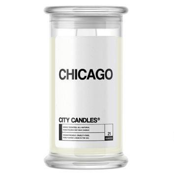 Chicago | City Candle®