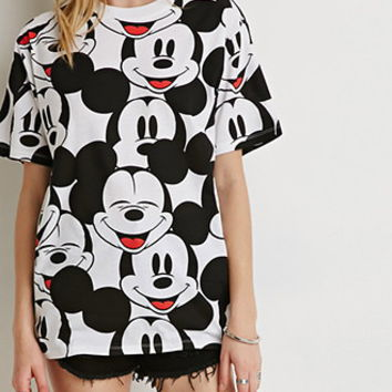 666f7f55ef9 Mickey Mouse Tee from Forever 21