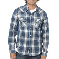 Silver Jeans Plaid Button-Down Shirt - Men