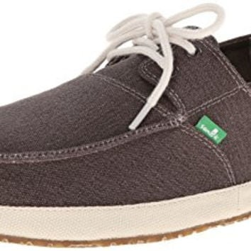 Sanuk Men's Admiral Boat Shoe
