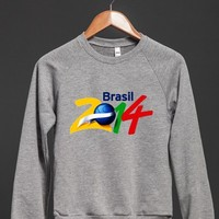 World Cup Brazil 2014 Sweatshirt Collections