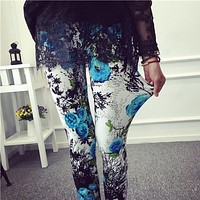 "Women's ""Multi-Design"" Stretch Leggings"