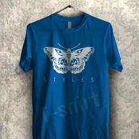 butterfly styles tee - 1nnyy Unisex T- Shirt For Man And Woman / T-Shirt / Custom T-Shirt / Tee