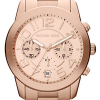 Michael Kors 'Mercer' Chronograph Bracelet Watch | Nordstrom