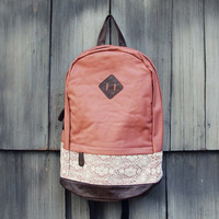 Laced Woods Backpack