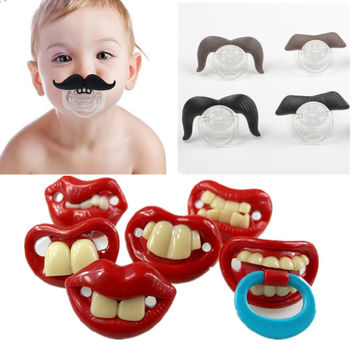 Silicone Funny Pacifier