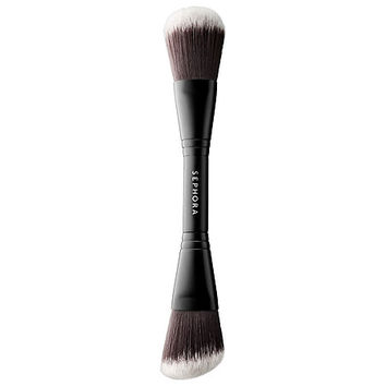 Face - Powder & Blush Brush N°201 - SEPHORA COLLECTION | Sephora