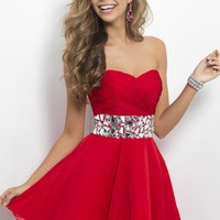Homecoming dresses by Blush Prom Homecoming Style 9683