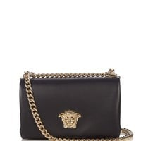 VERSACE  Sultan Medusa leather shoulder bag