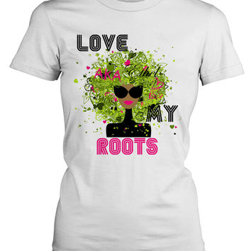 AKA - Love AKA Roots Ladies Tee