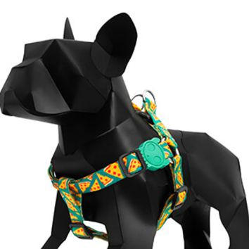 NYC Pizza | Step-in Dog Harness