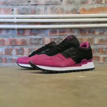 BC HCXX Saucony WMNS Shadow Original  Cavity Pack  in Black Razz #S1108-565
