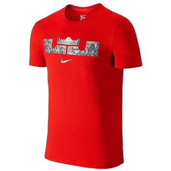 Nike LeBron Foundation Lions T-Shirt - Men's