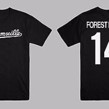 Forest Hills Dr 2014 J Cole Tour Tee Hip Hop T Shirt