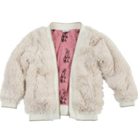 Julia Faux Fur Jacket