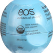 Eos Products Lip Balm - Smooth Sphere - Organic - Blueberry Acai - .25 Oz - Case Of 8